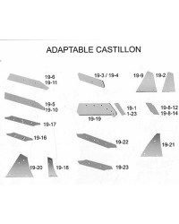 ARADO CASTILLON ADAPTABLE